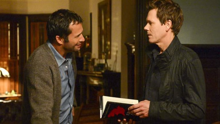 <i>The Following</i> is gruesome but provides thrills as well as gore.