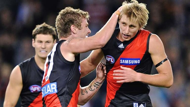 Dyson Heppell earns some kudos.