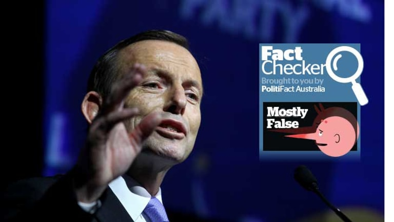Fact checker: Can Tony Abbott create two million jobs in a decade?