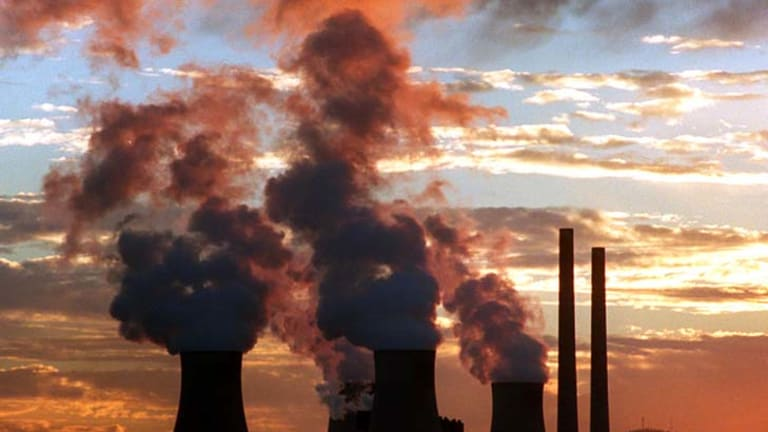 Nowhere to go ... storing carbon underground may cause earthquakes.
