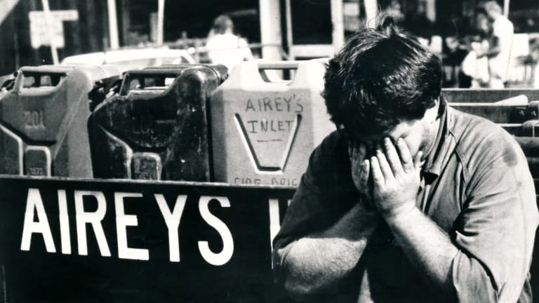 35 years on from ash wednesday for A plus motors fairfax