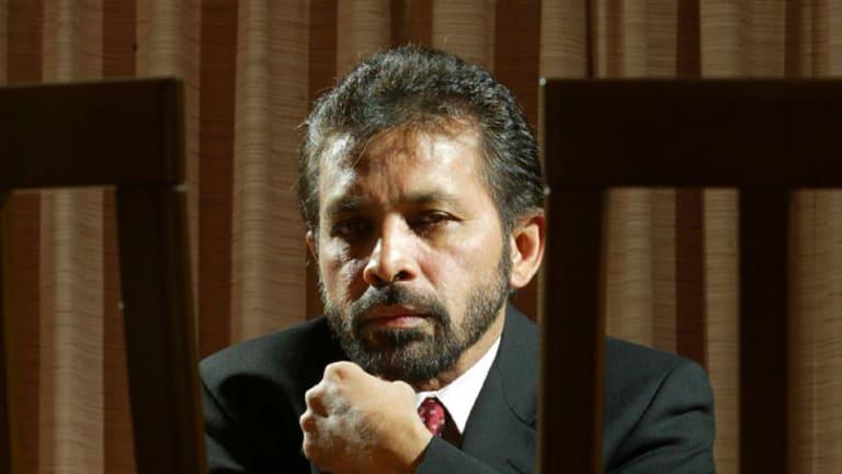 Dr Palitha Kohona,  a dual Sri Lankan-Australian citizen, denies Tamil allegations that he is a war criminal.