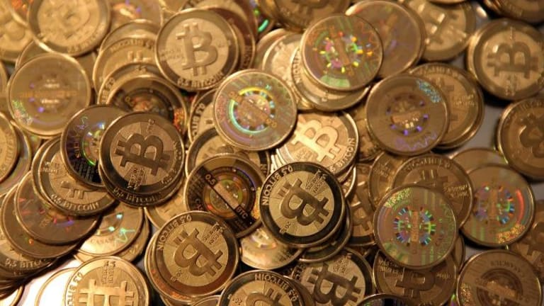 Concerns: Glenn Stevens trading in Bitcoins comes with risk.