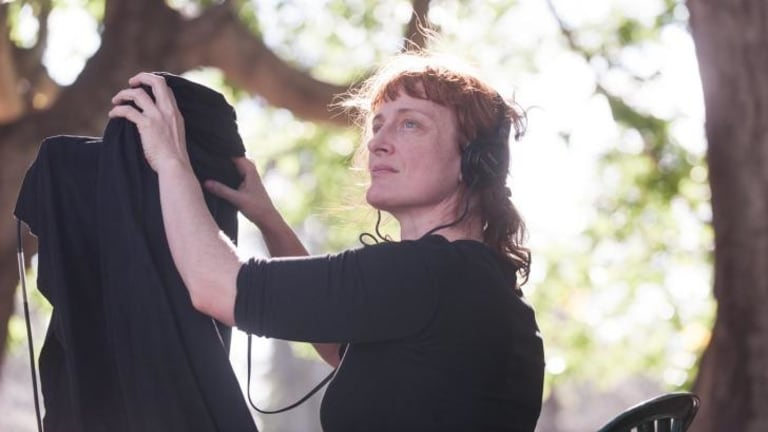 American prospects: Jennifer Kent, director of <i>The Babadook</i>.