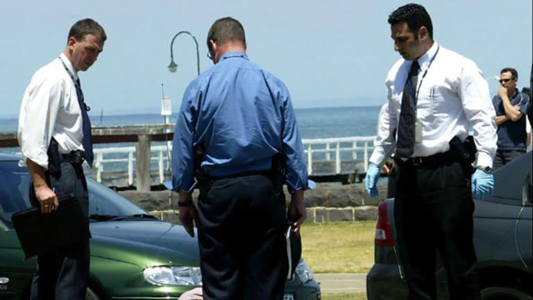 November 17, 2003: Williams is arrested in Port Melbourne.