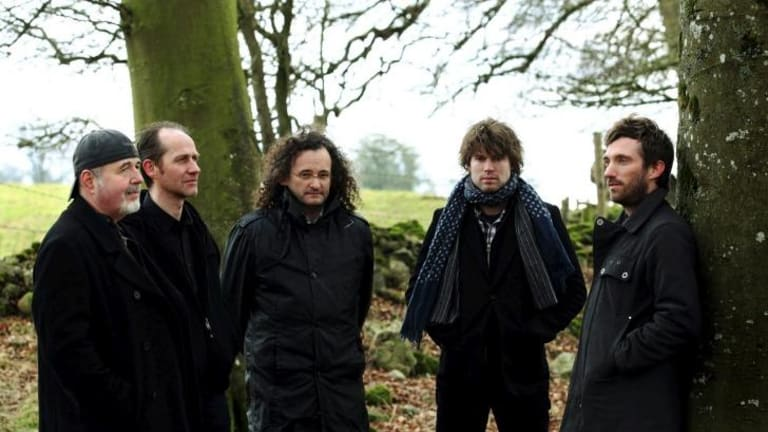 Irish-American supergroup The Gloaming.