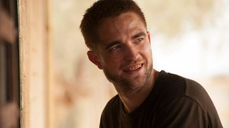 Life after <i>Twilight</i>: Robert Pattinson in <i>The Rover</i>.