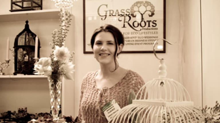 Grassroots Productions director Gillian Milne.