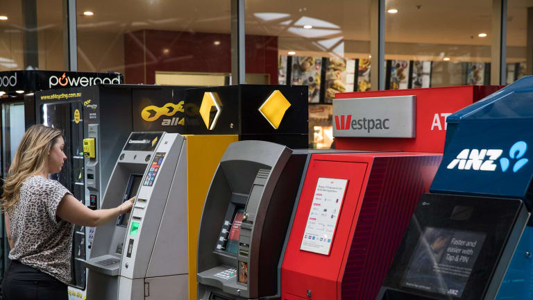 The major banks' blitz on ATM fees will not include more than half the cash machines in Australia.