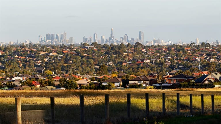 Melbourne's housing market: More resilient than previously expected.