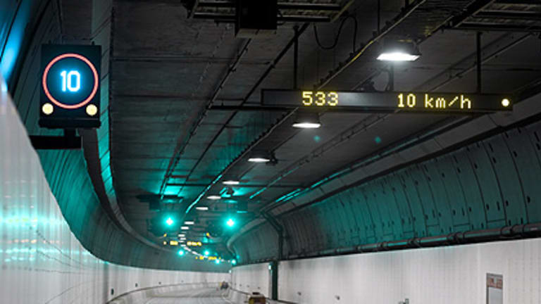 Opening tonight... the Clem7 tunnel