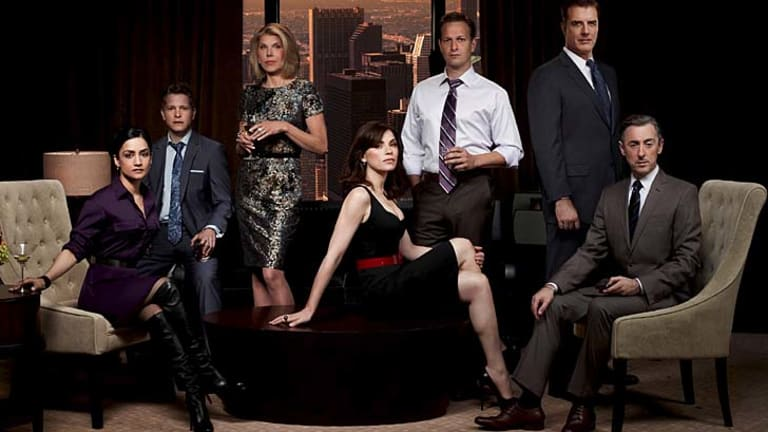 Uncomfortable direction ... season four of <i>The Good Wife</i> takes an unusual turn.