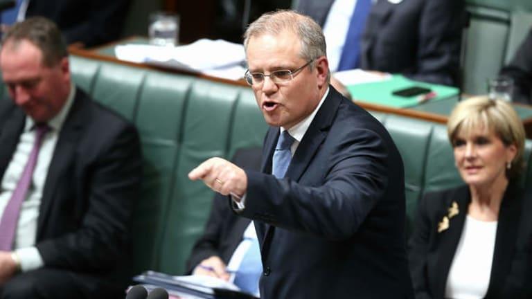 Visit: Immigration Minister Scott Morrison will travel to Sri Lanka on Wednesday.