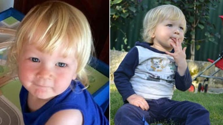 Mt Hawthorn toddler Aidan is living with a little-known illness called mitochondrial respiratory-chain disease