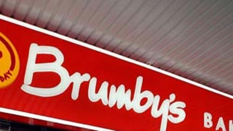 RFG said Brumby\'s Bakeries, Michel's Patisserie, and Gloria Jean's were trading worse than expected.