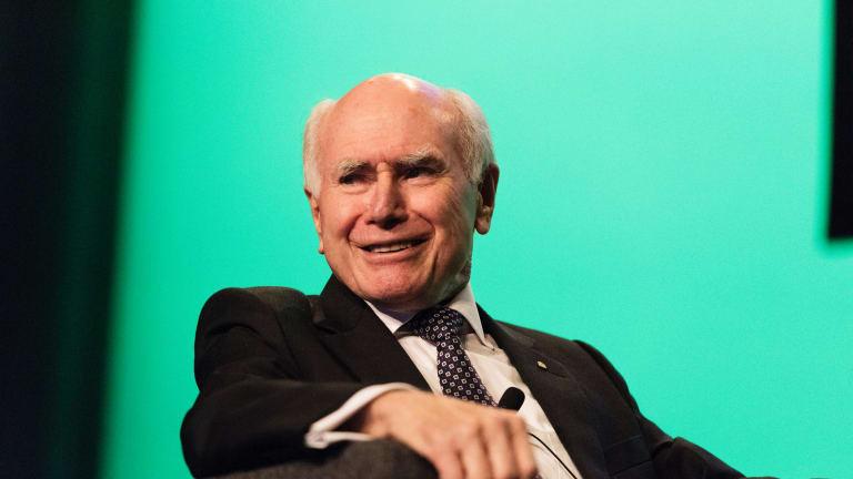 Former Australian Prime Minister John Howard: he's partly to blame.