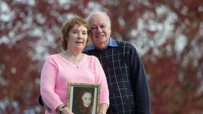 The body of Joy and Roger Membrey's daughter Elisabeth  has never been found.