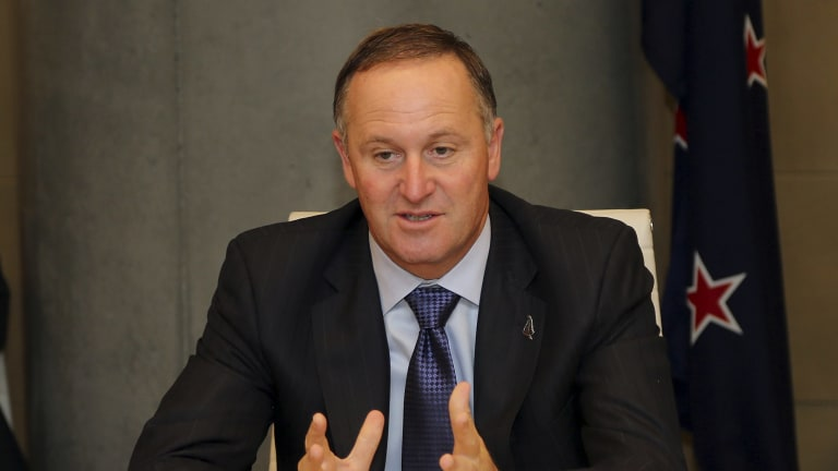 """New Zealand Prime Minister John Key has promised to be """"extremely direct"""" with Malcolm Turnbull over detention and deportations."""