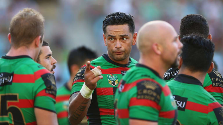 One more week: John Sutton has been ruled out of a shock return for Souths.
