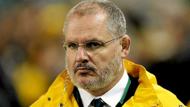 Trusted: Wallabies coach Ewen McKenzie.