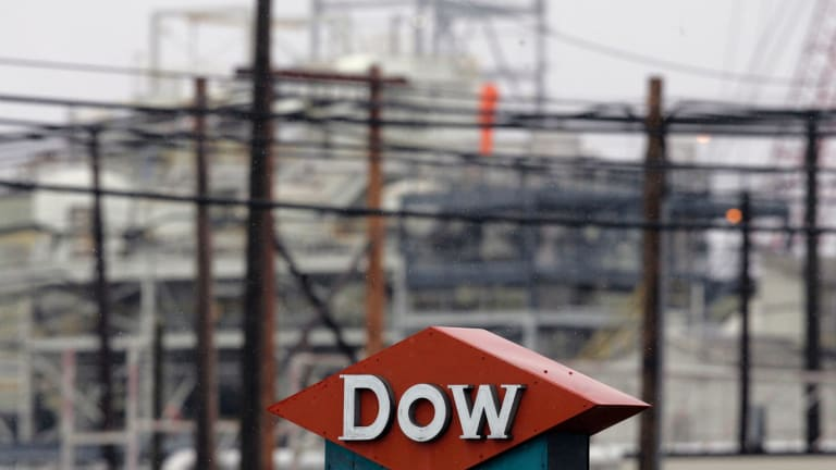Dow's reputation is the biggest part of his job today says Darwin-born and Brisbane-raised CEO Andrew Liveris who is heading to Australia.