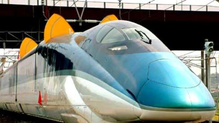 Shinkansen ... Bullet trains link Japan's major cities.