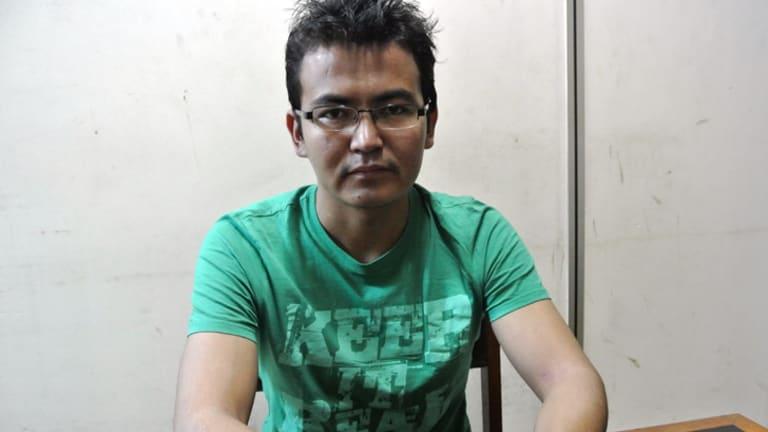 Survivor Habib Ullah is now at Kuningan Immigration detention centre, in Jakarta.