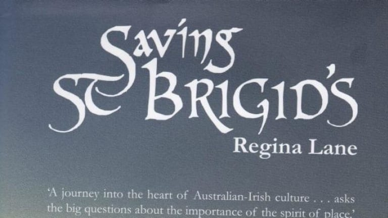 Saving St Brigid's by Regina Lane.