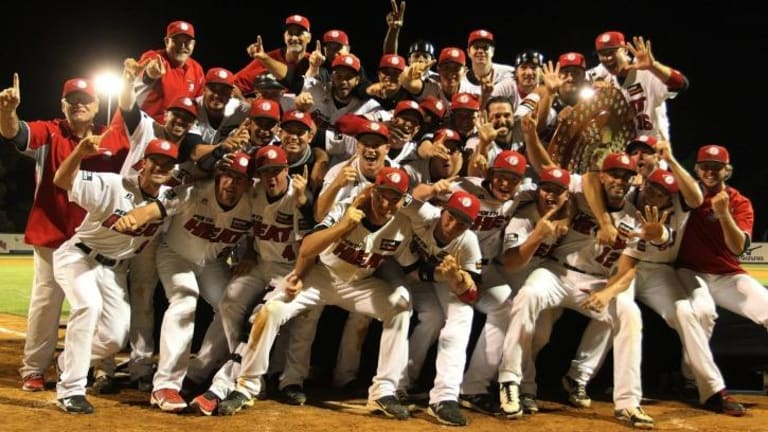 The Perth Heat won't get the chance to celebrate like this in Asia this year.
