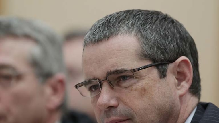 """""""We've been looking at these issues with a view to acting for a considerable period of time"""" ... Communications Minister Stephen Conroy."""