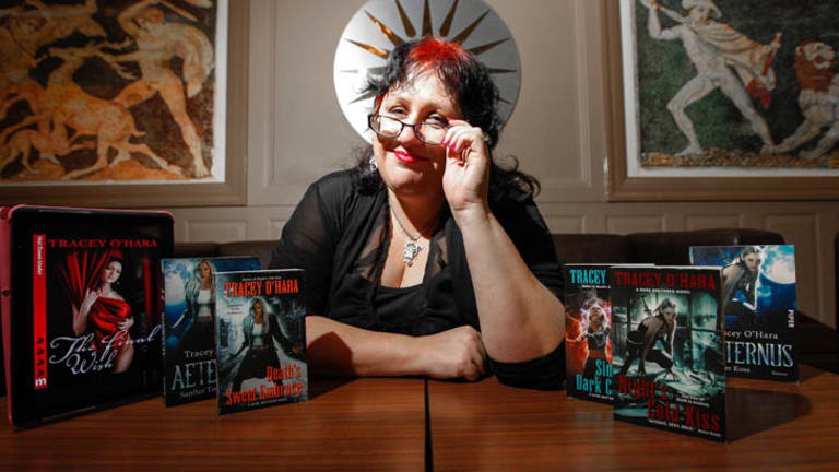 Canberra novelist Tracy O'Hara discusses in her upcoming workshop what it takes to be an erotic fiction writer.