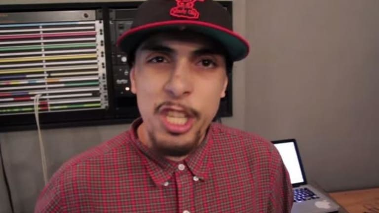 Key suspect: Abdel-Majed Abdel Bary who raps under the name Lyricist Jinn Matic.