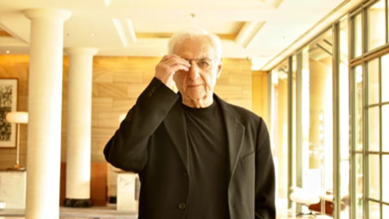Controversial ... Frank Gehry says it is hard to convince people he knows what he is doing, when they see something like his latest design.