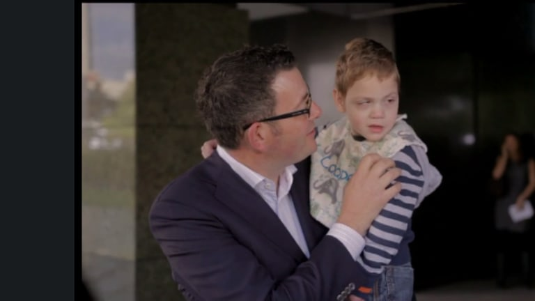 "Victorian premier Daniel Andrews vowed to ""drag [the] law into the 21st century"" after the parents of Cooper, 3, were arrested for treating his seizures with cannabis oil."