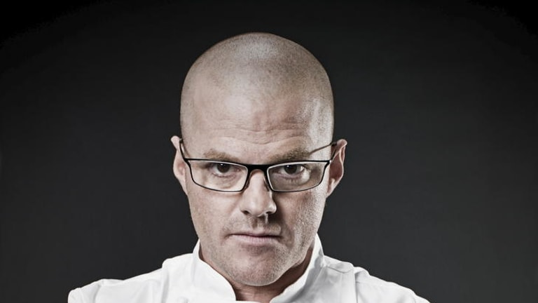 Heston Blumenthal ... how to cook the perfect potato.