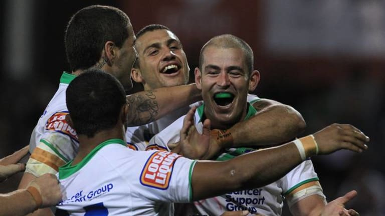 Terry Campese's focus is on the Raiders, not playing for Italy at next year's World Cup.