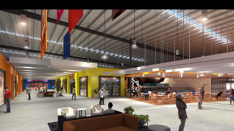 Former Masters stores get a new look as Home Consortium shopping centres.