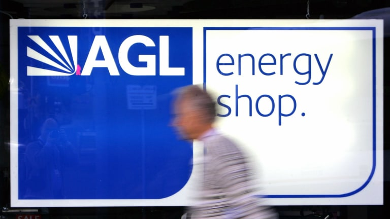 AGL and its fellow utilities did most of the heavy lifting but it wasn't enough to boost the ASX.