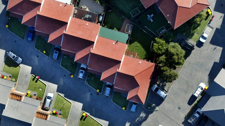 """Morgan Stanley argues """"the deteriorating housing market is the key headwind"""" to GDP growth in 2019."""