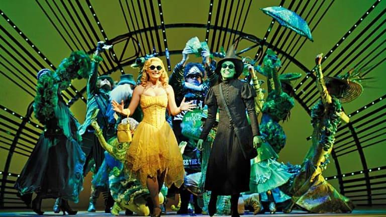 Return season: <i>Wicked</i>, the musical, will be back in Sydney in September.