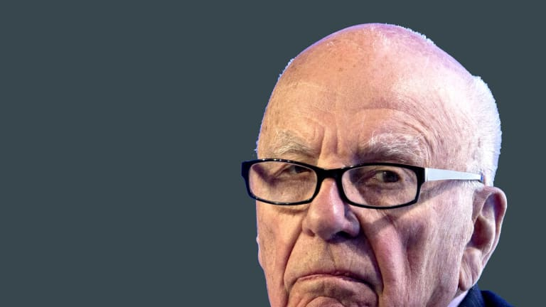 """The accounts raise the question of how long the rest of the News Corp empire can carry the underperforming Australian newspapers business."""