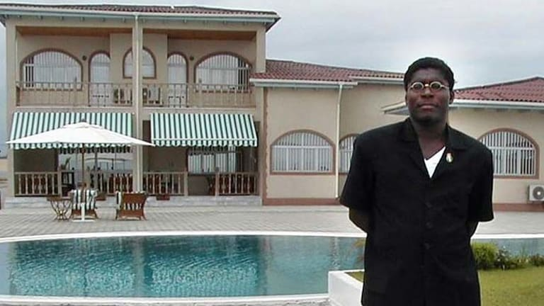 Teodoro Nguema Obiang Mangue ... bought a private jet, a Malibu mansion, and a trove of Michael Jackson memorabilia.