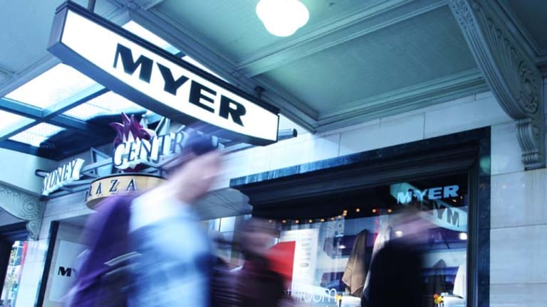 Fashion focus ... Myer.