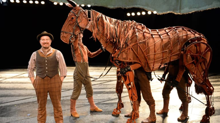 War Horse tells the story of Albert, an English boy who loses his beloved horse Joey to the war effort in 1914.