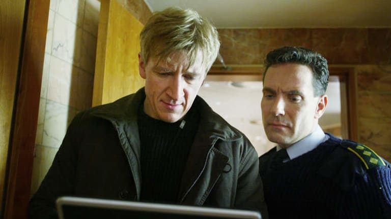 Northern exposure: Jens Albinus and Jesper Vigant in <i>The Eagle: A Crime Odyssey</i> show how classy, engrossing drama is done.