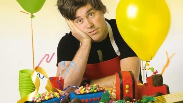 Josh Earl recalls train cakes.