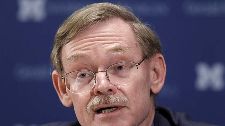 Calling it quits ... Robert Zoellick.
