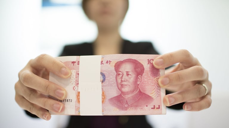 Dirty Float How China Manages Its Currency