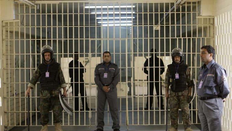 "Illegal detention ... Australian troops were ""integral"" to the operation of a secret Iraqi desert prison."