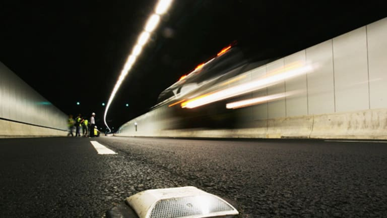 From the outset, traffic using the Lane Cove Tunnel fell far short of estimates.